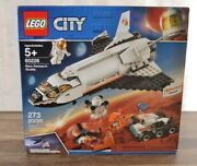 New Lego City Space Mars Research Shuttle Building Kit 60226 Ages 5+ 273 Pieces