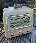 Vintage Arvin Automatic Electric Portable Space Heater Model 5630 1650 Watts