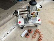 Atech By Osm Tucana Bench Top End Milling Machine 230v Electric / Pneumatic