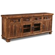 Sold Out Westgate Rustic Brown Tv Stand - 80