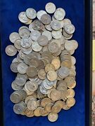 Washington Quarters 90 Silver / Group Lot Of 200 Circulated Coins Face=50