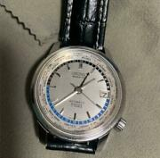 1964s Seiko World Time 1st Early Tokyo Olympics Memorial Automatic Menand039s Watch