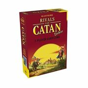 Board Game Catan Rivals Deluxe Imported Version No Japanese Manual
