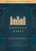 Downton Abbey Movie And Tv Co...-downton Abbey Movie And Tv Collection Coll Dvd New