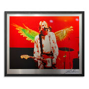 Nirvana - In Utero - Aluminum Print - 29 X 14 - Sold Out - Don Lawver