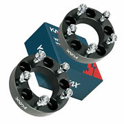 X4 1.5 Thick 5x4.5 5x114.3 Wheel Spacers 1/2x20 Studs Adapters For Jeep Ford