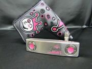 Scotty Cameron Putter Special Select Newport2 Pink Loft 3.5 D2 34 In Head Cover
