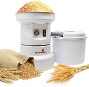 Powerful Electric Grain Mill Wheat Grinder For Home And Professional Use - High