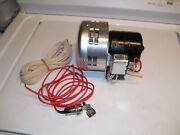 Vintage Nos Sears Parade Siren Fire Loud 12v Ford Gm Chevy Rat Hot Street Rod 72