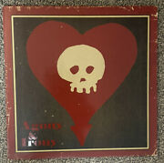 Alkaline Trio - Agony And Irony Past - 2008 - Near Mint Vinyl / Cover / Inserts