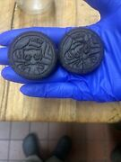 Pokemon Mew Oreo Cookie Ultra Rare X2 One In Mint Condition And One Is Broken