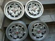 Mille Miglia Maifrini Extremely Rare 13and039and039 Inch 4x98 Excellent Set Of 4