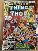 Marvel Two In One Thing And Thor Vol 1, No 22 Dec1976