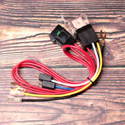 Farbin Car Horn Relay Wiring Harness Kit 12v 80a For Car Truck Motorcycle Train