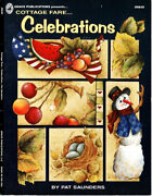 Craft Books 1788 Cottage Fare Celebrations Painting