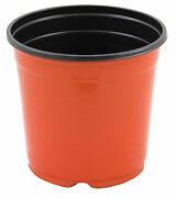 1 Gallon Trade Nursery Pots - Janor Clay Color Plastic Plant Flowers - Qty 360