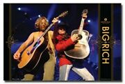 Grammy Brand Poster Big And Rich Rare Hot New 24x36