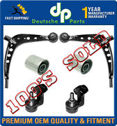 Control Arm Arms Bushings Ball Joint Joints Assembly For Bmw E46 325xi 330xi