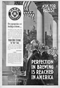 Pabst Perfection In Brewing Is Reached In America Pabst Malt Extract Best Tonic