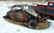 1936 Ford Coupe Stock Car Rat Hot Rod Builder 1935