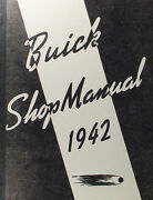 Best Shop Manual For 1942 Buick 42 Repair Service Base Book For 1946-1947 Too