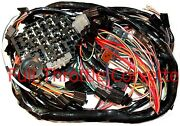 1980 Corvette Wiring Harness Dash For Manual Transmission Us Reproduction C3 New