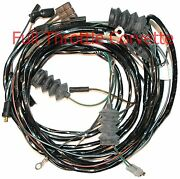 1964 Corvette Wiring Harness Convertible Rear Body With Back-up Lights Us C2 New