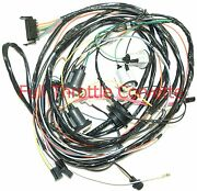 1976 Corvette Wiring Harness Rear Lamp Body Us Made Reproduction C3 New