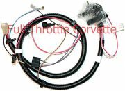 1979 Corvette Wiring Harness Engine Us Made Reproduction C3 New
