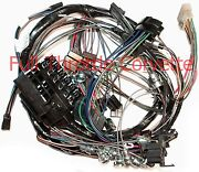 1964 Corvette Wiring Harness Dash Without Back-up Lights Us Reproduction C2 New