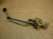 New 1960s Hurst P And G Nos 4sp Console Shifter 13 Handle Gto Cutlass Chevelle