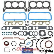 89-93 Ford Lincoln Mercury And Supercharged 3.8l 232cid Full Gasket Set Vin 4, R