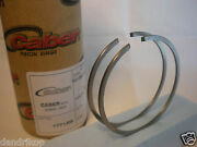 Piston Ring Set For Partner-pioneer 7000 Plus Chainsaw [501699801]