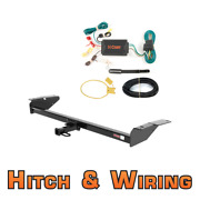 Curt Class 2 Trailer Hitch And Wiring For 1981-2009 Lincoln Town Car