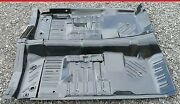 Body Kit 1968-70 Charger Floor 1pc And Rear Footwell Pan Panel