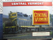 Vermont Central Railroad Picture And Patches
