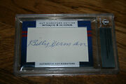 2012 Leaf Prime Cuts Sports Icons Billy Herman And Charlie Gehringer Auto Sp 1/1