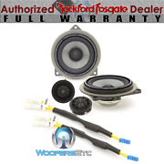 Rockford Fosgate Power T3-bmw2 4 Component Speakers Select Bmw 2008-2010 Models