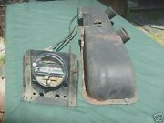 1958-60 T Bird Heater Controls Cables Knobs Box For Parts Or Restoring Read.