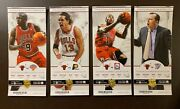 Chicago Bulls 2012-13 Nba Ticket Stubs - One Ticket - See Listing