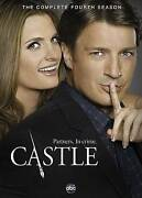 Castle Complete 4th Fourth Season 4 Four Brand New 5-disc Dvd Set