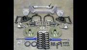 1941-1948 Ford Car Street Rod Mustang Ii Complete Front End Suspension Kit New