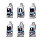 Mobil 1 Supersyn V-twin 20w-50 Fully Synthetic Motorcycle Oil Six Pack 112630