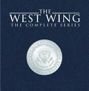 The West Wing Complete Tv Series Season 1-7 1 2 3 4 5 6 7 New 45-disc Dvd Set