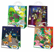 Star Pack Childrens Activity Packs - Kids Birthday Party Event Bags Qty 400