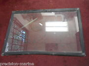 Starboard Front Windshield Window 1978 22and039 Cruisers Boat