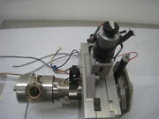 Precision Xy Stage With Vacuum Chuck Or Beam Port Nutec Stage Slb-4650-d2