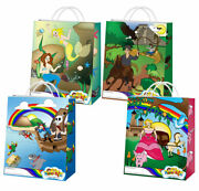 Childrens Cartoon Activity Packs Kids Birthday Party Favour Event Gift Bag