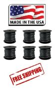 6 Thermoid Fuel Hose 1/4 X 25and039 150and039 T0tal Gas E85 Fuel Line Gasoline Bio Diesel