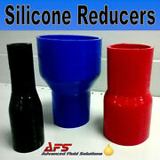 Silicone Straight Reducing Hose Pipe Silicon Rubber Reducer Radiator Coupler Uk